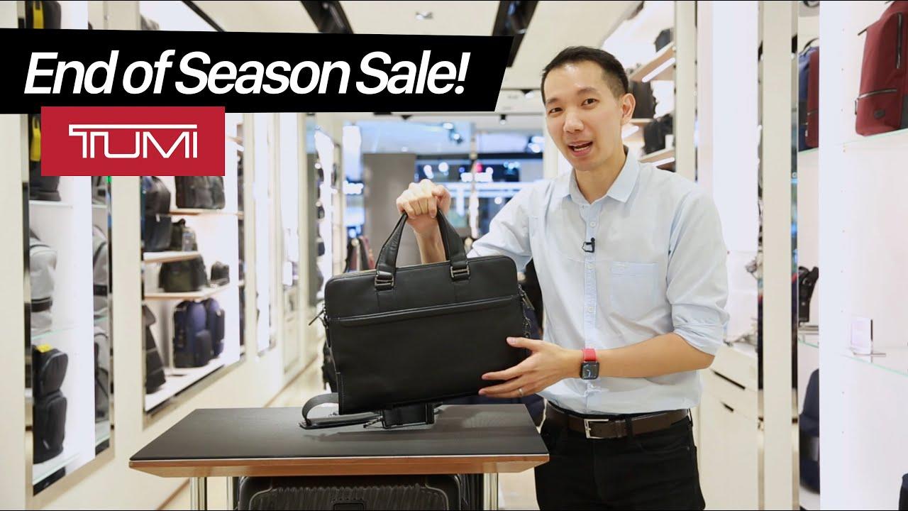 [spin9] รีวิวกระเป๋า TUMI รุ่นใหม่ พร้อมส่วนลดพิเศษสูงสุด 30% ส่งท้ายปี