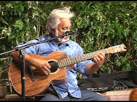John Keawe - Hawaiian Slack Key Guitar Musician on BITV
