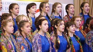 "CHOIR SOLOVUSHKA - 40° INTERNATIONAL FESTIVAL ""CHORUS INSIDE ADVENT"""