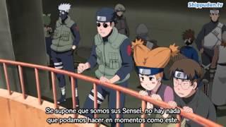 Naruto OVA 9 Ardiente Examen Chunin Naruto vs Konohamaru Subtitulado en español