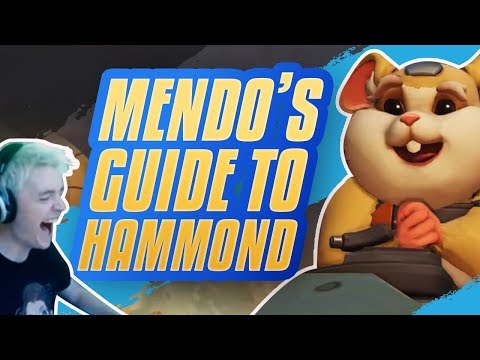 Mendo's Guide to Hammond | Mastering Overwatch's New Hero! (Wrecking Ball Hero Guide)