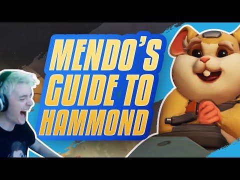 Mendo's Guide to Hammond | Mastering Overwatch's New Hero! (Wrecking Ball Hero Guide) thumbnail