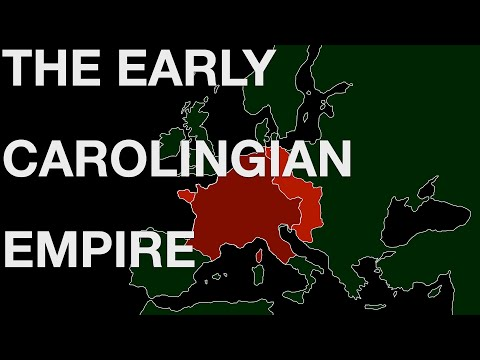 The Early Carolingian Empire: Charlemagne, Imperial Structures, & the Legacy of Rome