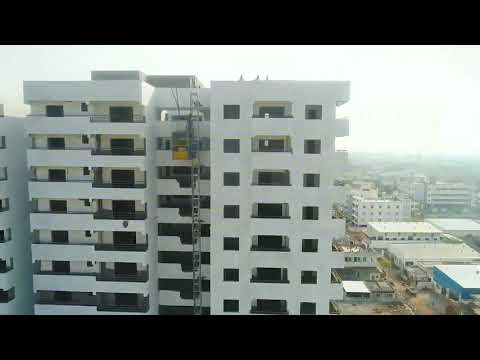 AVSR SKY COURT First High Rise Building of capital city Vijayawada is near to completion