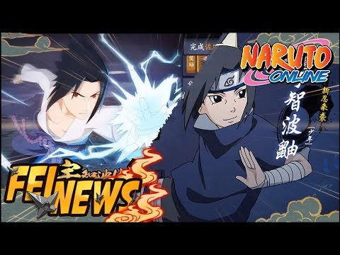 Tencent Ja Está Sem Rumo Pro Naruto Navegador! Itachi Gatinho E Sasuke Shippuden