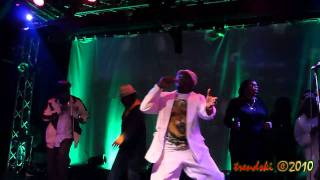 DUBQUAKE 2010 feat. Sister Nancy, Tippa Lee, Ranking Joe, & Nevada Joe