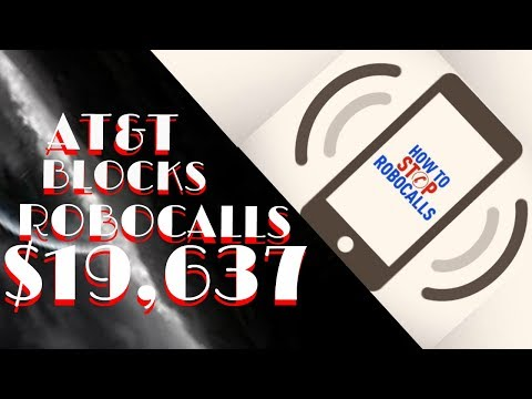 Robo calls blocked by AT&T 🤗 | $19,637 Dividend Portfolio 💸