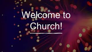 Welcome to worship at First Baptist Church of Davenport! Sunday, September 27, 2020.