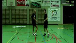 Handball development fast feet.avi