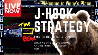 ►TRAINING - J-HOOK TRADING STRATEGY - FUTURES FOREX TRADING STRATEGIES 2018