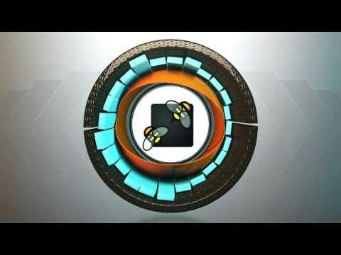 Equalize Logo Opener | Cinema 4D Templates | Project Files ...  Equalize Logo O...