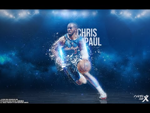 Chris Paul Mix- Work - YouTube
