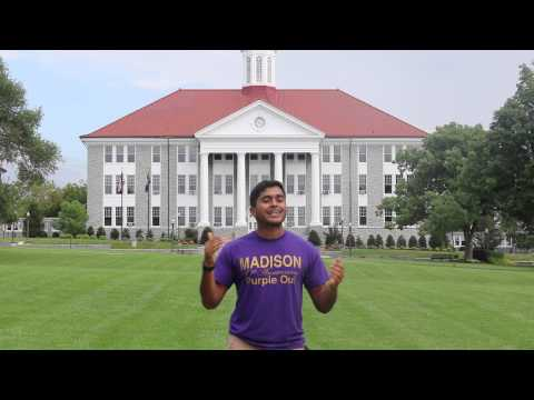 Seniors Advice to a Freshman |James Madison University|