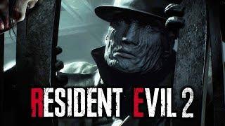 Resident Evil 2 Remake — обитель зла 2 ремейк Прохождение 1-Shot Demo PC Версия