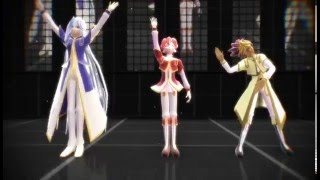 【MMD】Wonderful Nippon!【yugioh!ZEXAL】