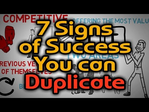 7 Psychological Signs of Success - Personal Development Skills