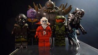 Various Custom Lego Minifigures Episode 6