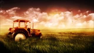 tractor amarillo