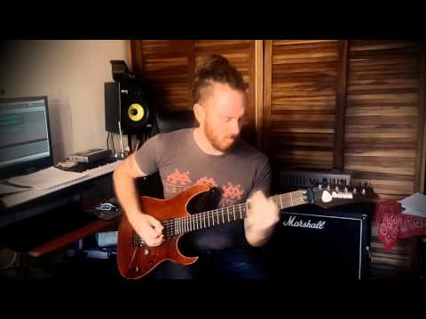 TRON Legacy  The Son of Flynn  Guitar   Ari Lotringer original  Daft Punk