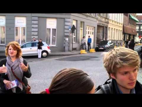 Pro-Life Action at Ghent University, Belgium 03-22-11