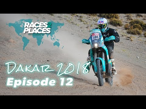 Lyndon Poskitt Racing: Races to Places - Dakar Rally 2018 - Episode 12 - Stage 7