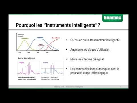 Beamex webinar - Configurer et étalonner les instruments intelligents