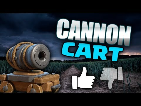 CANNON CARTS: GOOD OR BAD?