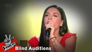 Ιουλία Καλλιμάνη - Μακριά μου να φύγεις   11o Blind Audition   The Voice of Greece