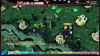 DotaHL 200 WDC LGD vs EHOME trận đấu được đánh giá hay nhất lịch sử Dota