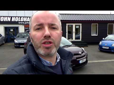 TOYOTA URBAN CRUISER @ JOHN HOLOHAN CARS