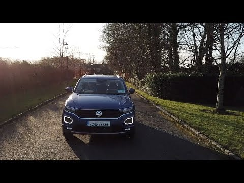 Volkswagen T Roc review 2018 | Irish people try voice contro