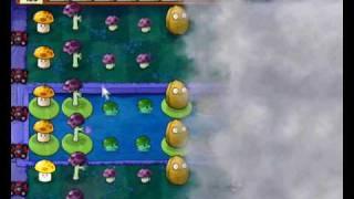 Walkthrough: Plants VS Zombies Level 4-4