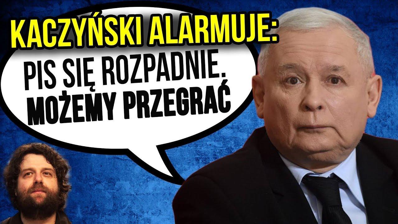Kaczyński do Władz PIS: PIS SIĘ ROZPADNIE. Przegramy Wybory / Warszawa i Ziobro vs Morawiecki