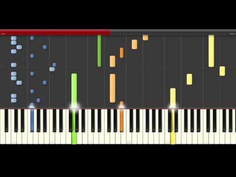 Jay Z Dead presidents piano midi tutorial sheet partitura