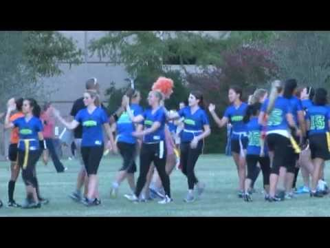 UNT Health Science Center Powder Puff