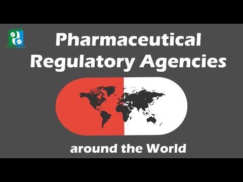 Pharmaceutical Regulatory Agencies around the World