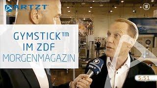 Gymstick™ im ZDF Morgenmagazin
