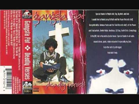 Gangsta Pat - Smokin With Tha Devil