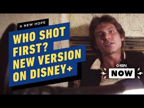 Maz - Disney Changed A Famous Star Wars Scene. Again!