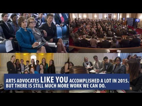 Arts Advocacy Day 2016: Continue the Fight for the Arts!