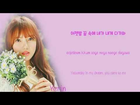 GFriend (여자친구) - Mermaid Han/Rom/Eng Color Coded Lyrics