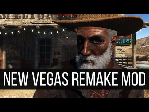 Some Of The Major Incoming Updates To The Fallout: New Vegas Remake Mod