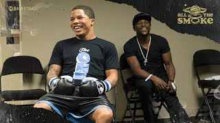 Gervonta Davis On His Relationship With Floyd Mayweather & Mike Tyson | ALL THE SMOKE | SHOWTIME PPV