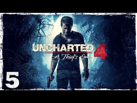 Смотреть прохождение игры [PS4] Uncharted 4. #5: Салли, старина!