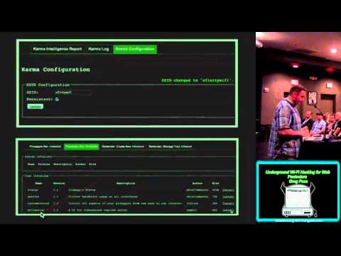 ATGP00 Underground Wi Fi Hacking for Web Pentesters Greg Foss