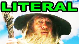 Repeat youtube video LITERAL The Hobbit Trailer