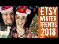 2018 Etsy Holiday TRENDS! -  Live Holiday Prep Series