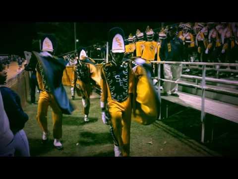 E E Smith High School Band Highlights 2016 -  71st Homecoming