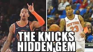 Trey Burke Saved His Career with the New York Knicks!