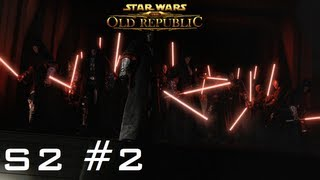 Star Wars: The Old Republic - SITH WARRIOR [Level 30-31] - S2 Ep 2: Product Placement